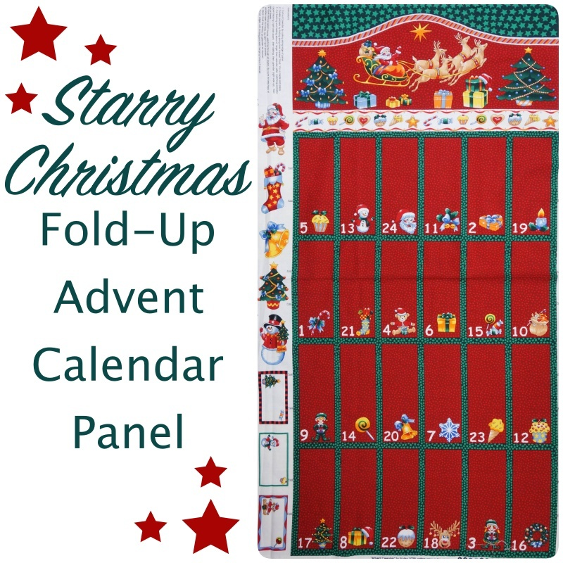Advent Calendar red from Nutex