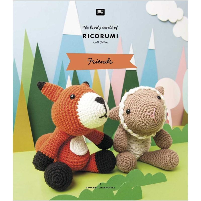 Amigurumi patterns crochet toys Japanese amigurumi book | Etsy | 800x800
